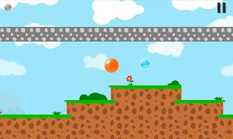 Screenshot of FlikaSphere - Bounce Ball