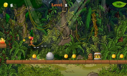 Jungle Boy Run