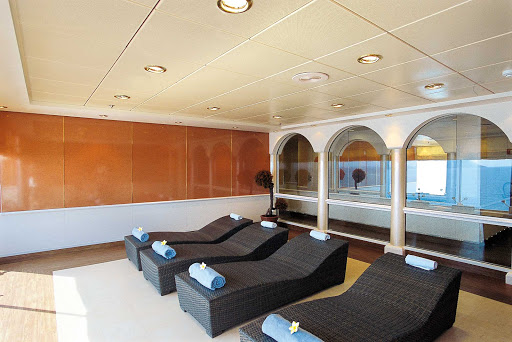 MSC-Opera-spa - Unwind and feel rejuvenated with a spa package during your MSC Opera sailing. You can also sign up for a personal consultation provided by a spa therapist.
