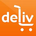 Deliv Driver App icon