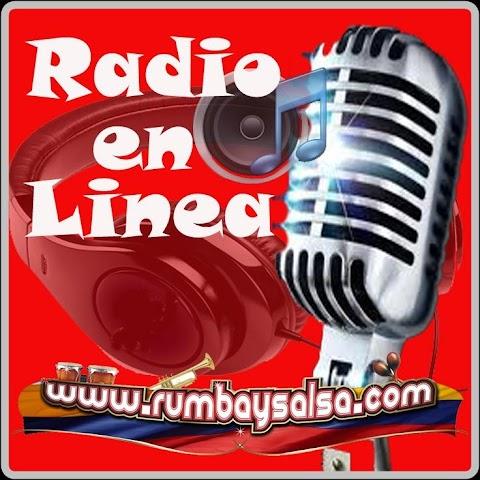 Screenshots for RumbaySalsa Radio