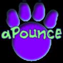 aPounce logo