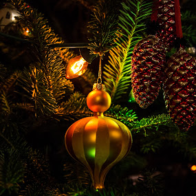 Ornaments  by Danny Andreini - Public Holidays Christmas