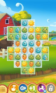 Farm Heroes Saga- screenshot thumbnail