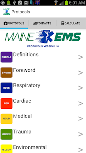 Maine EMS - screenshot thumbnail