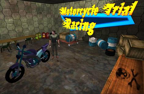 3D摩托車賽車試用
