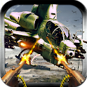Gunship Helicopter Shooter 3D icon