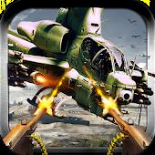 Gunship Helicopter Shooter 3D