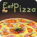 Eat the pizza icon
