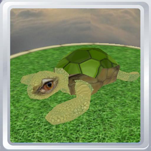 Turtle Pet 3D LOGO-APP點子