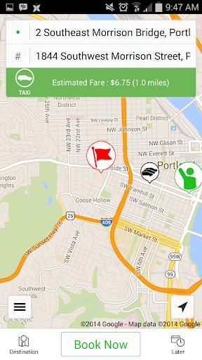 【免費交通運輸App】Green Cab & Green Shuttle-APP點子