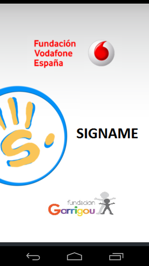 SIGNAME- screenshot