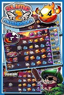 Slime vs. Mushroom2- screenshot thumbnail