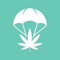 smokeio - Marijuana Locator icon