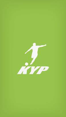 フットサル・サッカー大会検索 KYP公式アプリのおすすめ画像1