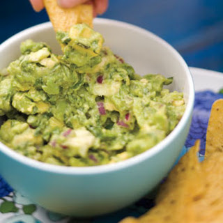 Guacamole and Chips
