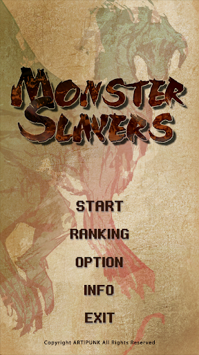Monster Slayers-Snake
