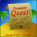 Treasure Quest! logo