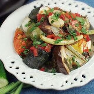 Hariton'S 'Famous' Vegetarian Casserole Recipe