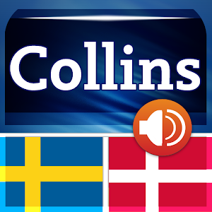 Swedish-Danish Gem Dictionary Icon