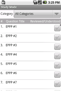 EPPP Exam Prep (Psychology) v1.1
