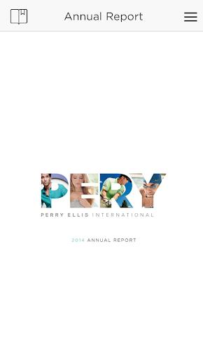 PERY Annual Report
