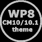 WP8 cm10/10.1/aokp theme