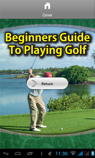 Beginner Guide To Playing Golf