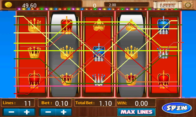 Fruit Crush Candy Slot FREE - screenshot