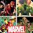 Marvel Heroes Live Wallpaper logo
