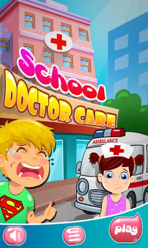 校醫少女遊戲