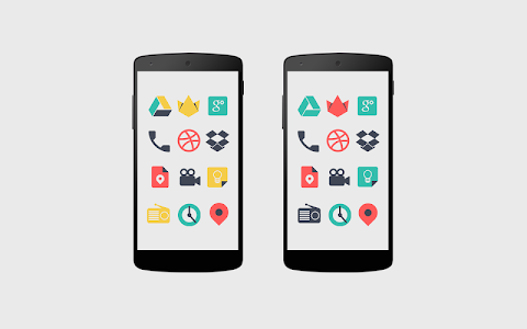 Difft - Icon Pack v1.0