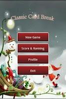 Screenshot of Classic Card Break