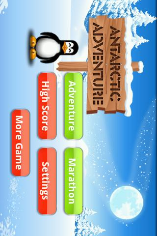 Antarctic Adventure Free- screenshot