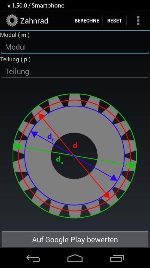 zahnrad simulation online