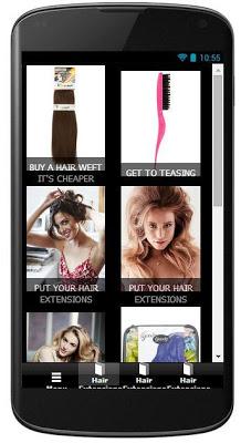 Hair Extensions - screenshot