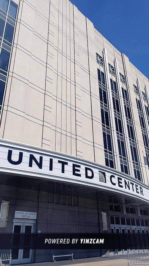United Center Mobile - screenshot