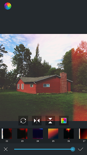 Afterlight app (apk) free download for Android/PC/Windows screenshot