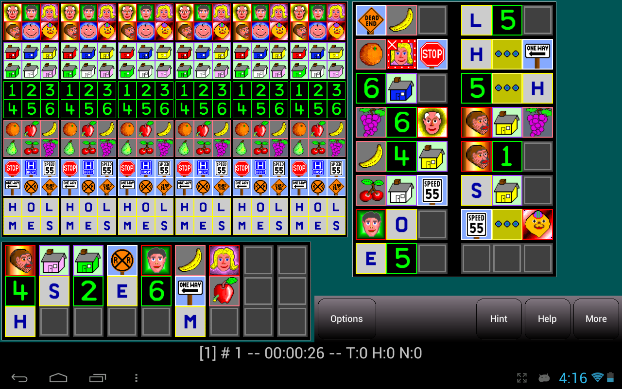 Sherlock Pro - screenshot