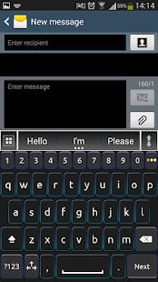 一. 我. 键盘类型为Android