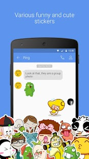GO SMS Pro - Free Themes & MMS - screenshot thumbnail