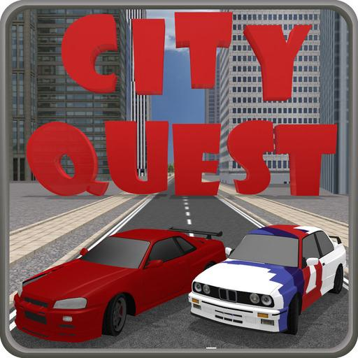 シティークエスト 賽車遊戲 App LOGO-APP試玩