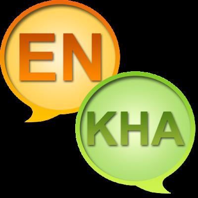 English Khasi Dictionary+