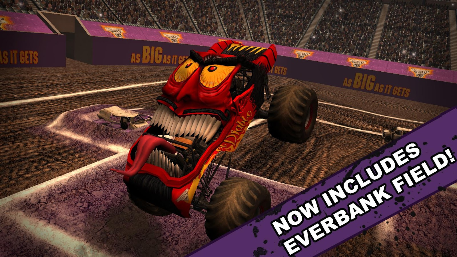MonsterJam - screenshot