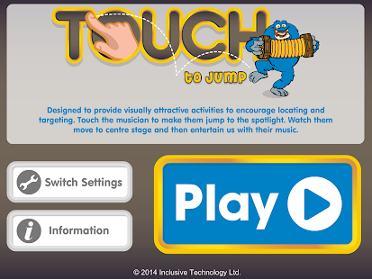 Touch to Jump- screenshot thumbnail