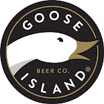 Logo of Goose Island Bcs 2014 Tapping At 6pm 9/9/15