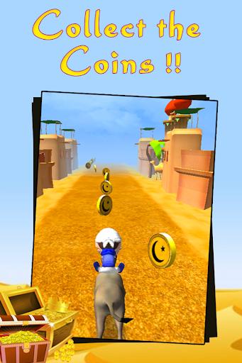 【免費冒險App】Ali Baba escapes the thieves-APP點子