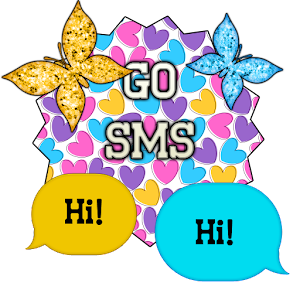 Go more links apk GO SMS - Butterflies 8  for HTC one M9