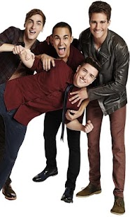 Big Time Rush 2014 Wallpaper - screenshot thumbnail