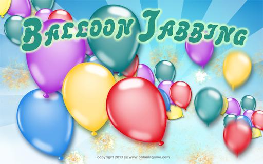 Balloon Jabbing